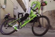 Video: Peter Sagan Goes Mountain Biking