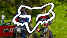 Shimano British Downhill Series 2014: Round 3, Ae Forest - On Board with Fox