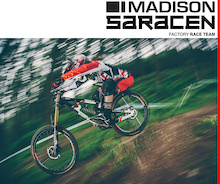 Madison Saracen Factory Race Team - Shimano BDS Three at Ae Forest