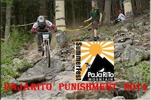 Course Check: 2014 Pajarito Punishment DH Central States Cup 1
