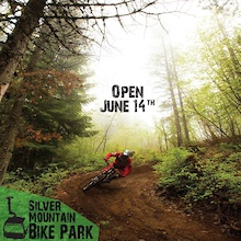Silver Mountain Bike Park Opens June 14-15 with Race Series Opener