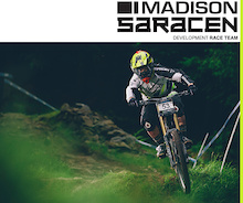 Madison Saracen Development Race Team - Shimano BDS Three at Ae Forest