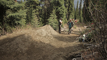 2014 Sun Peaks Bike Park Update #2: Business Time On The DH Race Course