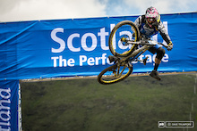 Practice - Fort William DH World Cup 3