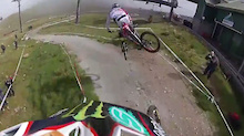 This Is Peaty - Fort William Helmet Cam Run