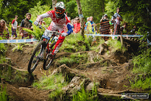 Qualifying - Fort William DH World Cup 3