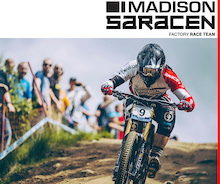 Madison Saracen 2014 - UCI World Cup 3: Fort William