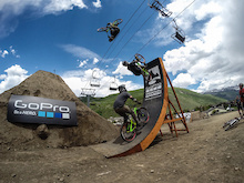 Garrett Robertson Wins Wildcard Entry To Red Bull District Ride
