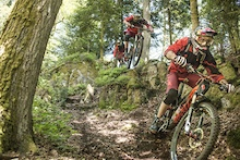 Video: Gettin' Loose With the SCOTT SR Suntour Enduro Team