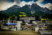 Results: World Cup Round 4, Leogang - Timed Training