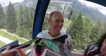 Video: This is Peaty - Leogang 2014 Helmet Cam