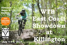 The WTB East Coast Showdown at Killington July 4-6