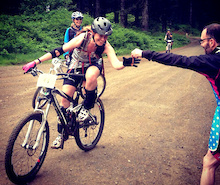 Race Report: 2014 Sturdy Dirty Women's Enduro