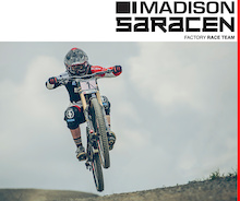 Madison Saracen 2014 - UCI World Cup 4: Leogang