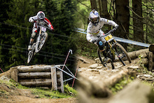 Video: Manon vs Rachel - The Battle of Leogang