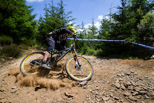 Slideshow: UK Gravity Enduro Round 3 Afan
