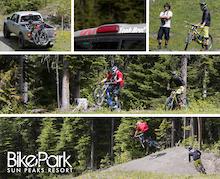 2014 Sun Peaks Bike Park Update #5