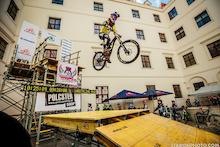 Photo Recap: Bratislava City Downhill 2014