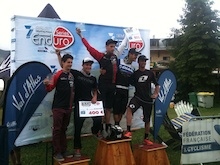 Results: Coupe de France Enduro Val d'Allos