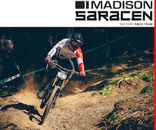Madison Saracen Factory Race Team - Shimano BDS Four, Llangollen