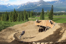 Kicking Horse Bike Park - Trail Crew Update 2 - 2014