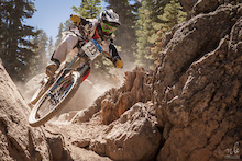 Northstar Downhill Series: Getting Loose on Boondocks