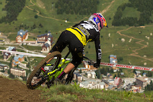 Results: Polygon Air DH Seeding Run - Crankworx Les 2 Alpes