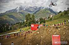 Slopestyle Photo Epic- Crankworx Les 2 Alpes