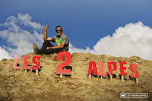 Now Finished: Crankworx Les Deux Alpes - Slopestyle