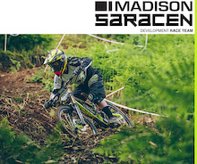 Madison Saracen Development Race Team - Shimano BDS Four, Llangollen