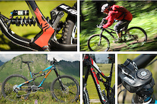 Lapierre 2015: Three Trailbikes, an Enduro Racer and the Team's New DH Weapon