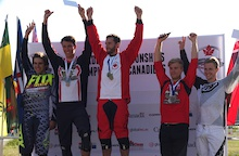 Results: Canadian Downhill Championships - Finals