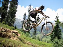 Himachal Downhill Mountain Bike Trophy 2014