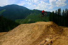 Panorama Bike Park 2014 - Send It