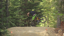 Video: Harry Armstrong Does Whistler