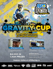 T-minus 8 Days Until Gravity Cup 2014
