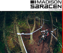Madison Saracen Factory Race Team - National Championships : Innerleithen