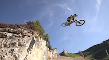 Video: Olivier Cuvet's Chatel Bike Festival Team Edit