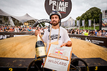 Looping Louis Wins Wildcard for Red Bull District Ride