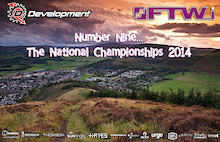 Number Nine - The National Championships, Innerleithen