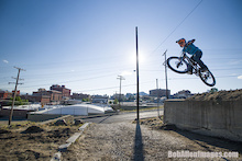 Urban DH In Butte, Montana