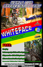World Cup Appreciation Day at Whiteface Mountain Bike Park