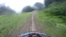 Helmet Cam: Danny Hart in the Mud of Morzine
