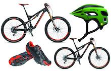 Scott Unveils its 2015 Trailbikes in Park City, Utah