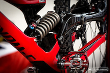 2015 Specialized S-Works Demo - Mont Sainte Anne World Cup