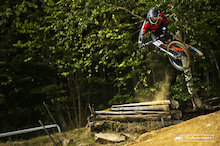 Practice eh - Mont St Anne DH World Cup 5