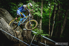 Replay: DH World Cup Round 5 - Mont Sainte Anne