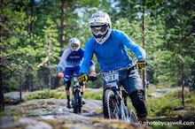 Practice Ounasvaara Finland Trek Enduro Series Round 3 2014