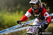Mont Sainte Anne WC DH Team Videos