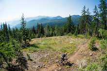 Rossland Enduro Course Release - BCES